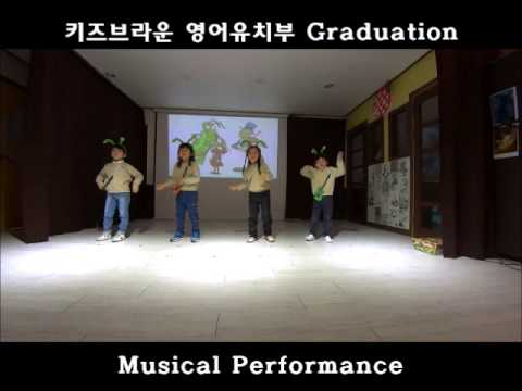 Graduation Musical Performance-The Ant and the Grasshopper 20170227