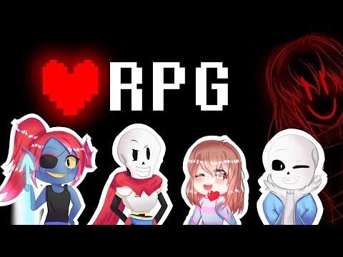 RPG Meme [VR. UNDERTALE]