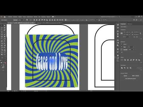 Tutorial de Illustrator CC 2019 para Sublimación | Video 13: Herramienta distorsión de envolvente thumbnail