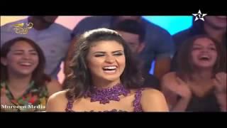 تغريدة : سلمى رشيد رفقة الممثل عمر لطفي | Taghrida : Salma Rachid & Omar Lotfi
