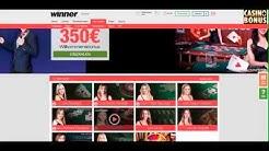 🏆 30 Euro ohne Einzahlung im Winner Casino - kein Bonus Code notwendig!
