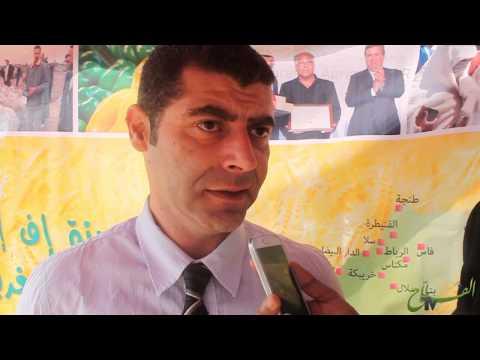 """جولة إذاعة مدينة إف إم بالأسواق المغربية """" سوق الأربعاء عين الشكاك """" MAMDA"""