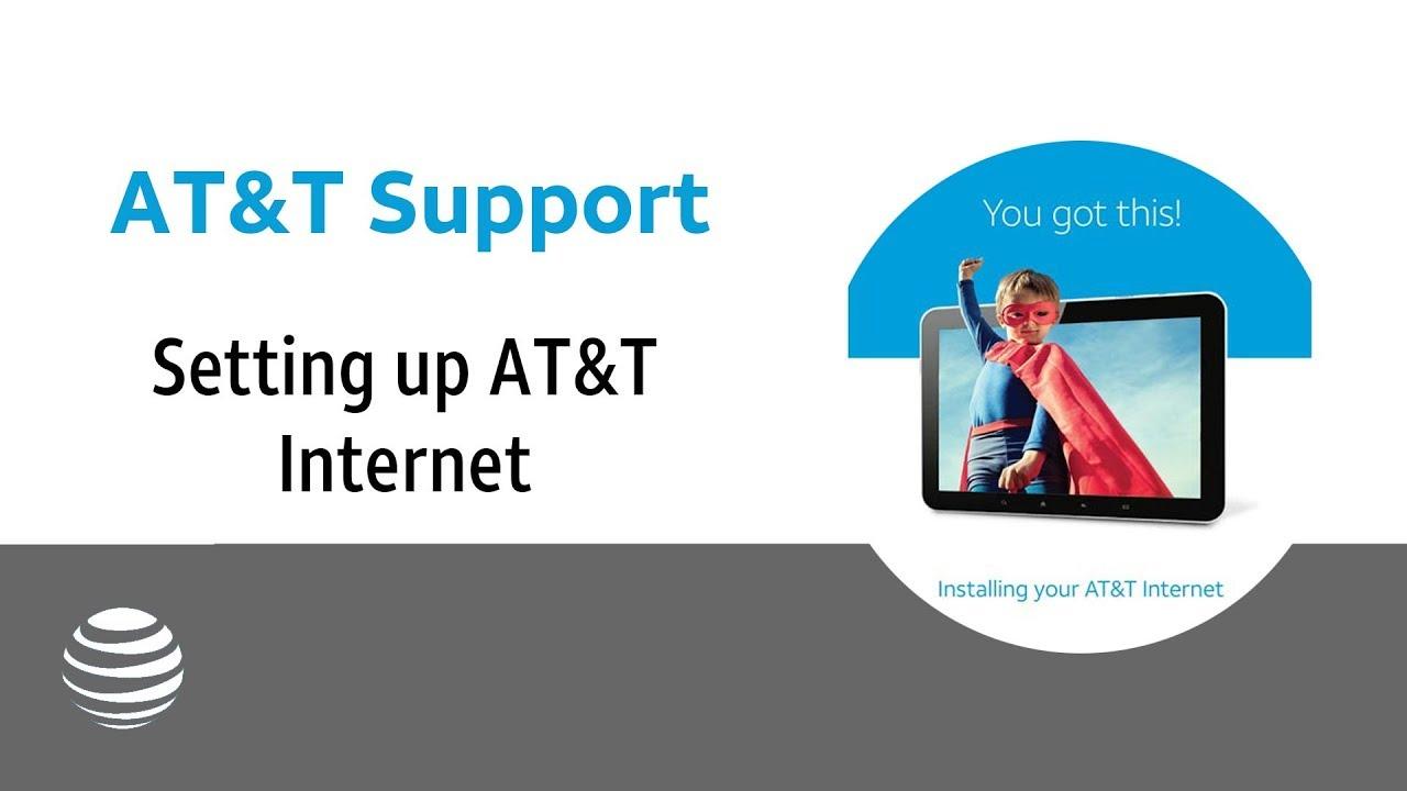 Setting up AT&T Internet | AT&T