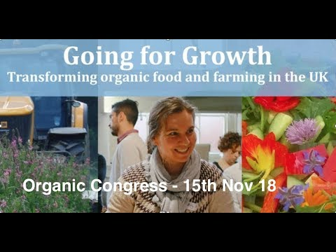 Trends in Organic Gardening - Organic Congress 2018