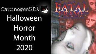 Fatal Frame (PS2) Playthrough - Part 1 (Halloween Horror Month 2020)