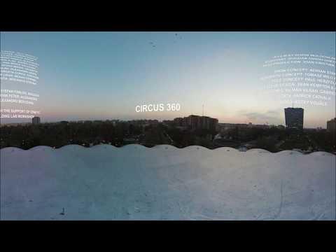 CIRCUS 360 (360 VR DOCUMENTARY FILM)