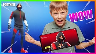 A NEW WAY TO GET THE FREE SPRITE SKINA * IQ200 * | FORTNITE