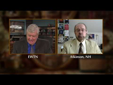 EWTN Bookmark - In the Beginning; A Catholic Scientist Proves God Exists; 60 Catholics Who Changed T
