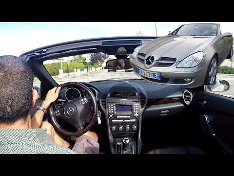 "Mercedes-Benz Slk 200 2006 (R171) Test Drive ""POV """