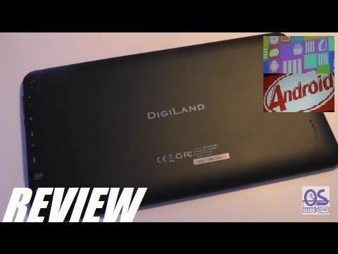REVIEW: DiGiLand DL1010Q Quad-Core 10 1