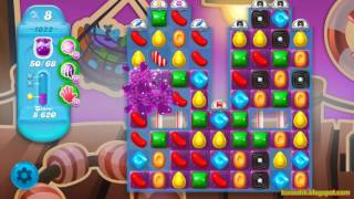 Candy Crush Soda Saga Level 1022 (No boosters)