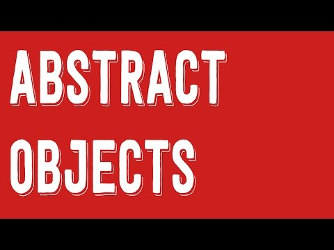 4 Ways of Thinking About Abstract Objects - Philosophy Tube