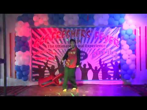 A mix dance on Dj wale babu mera gana baja de and solapur se magaya Dj
