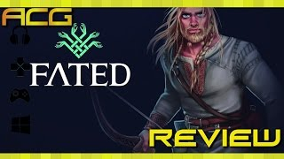 Fated The Silent Oath Review - Vive