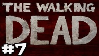 The Walking Dead Episode 1: A New Day Walkthrough Ep.7: BROTHER HELPED