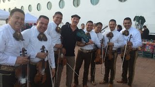 Sittin in with Mariachi Group Intenacional Continental