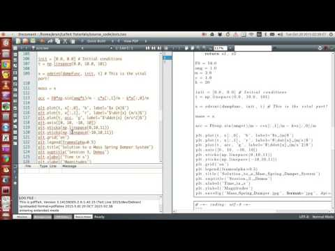 LaTeX Programming : 032 : Writing Source Codes Part 2 of 4