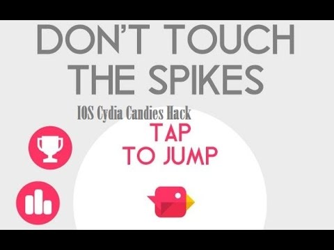 Don t touch the spikes ios cydia hack youtube