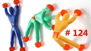 Іграшки Людина Павук. Сходження Супермена / Toys Spider-Man. Climbing Superman # 124