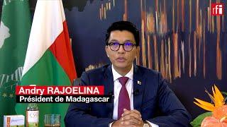 Covid-Organics : « Le problème, c'est que ça vient d'Afrique », dit Andry Rajoelina sur RFI