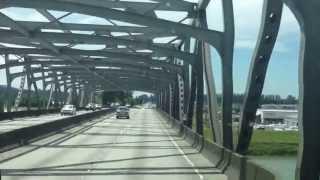 I-5 Skagit Burlington Bridge Temporary Fix July 2013