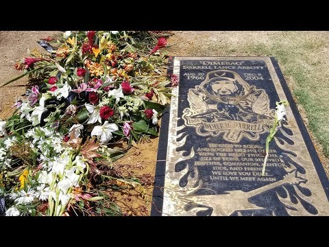 Pantera Drummer Vinnie Paul Laid To Rest At Texas Funeral Service | Rock Feed