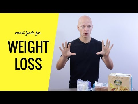 7 Worst Foods for Weight Loss (AVOID These!)