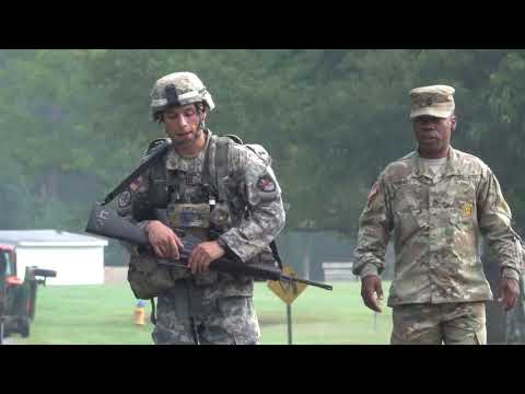 Military District of Washington Best Warrior Competition