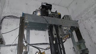 Запуск в эксплуатацию лифта Otis GEN2 после монтажа