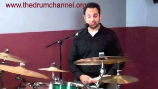 Salsa Part 1 - Drum Lesson with Adrian Violi