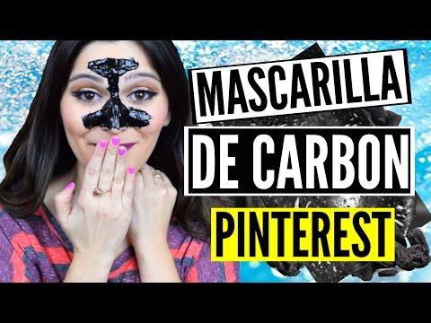 MASCARILLA DE CARBON - PINTEREST | STEPHT