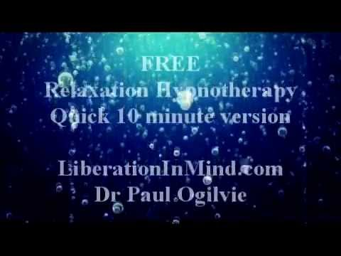 FREE Relaxation Hypnosis