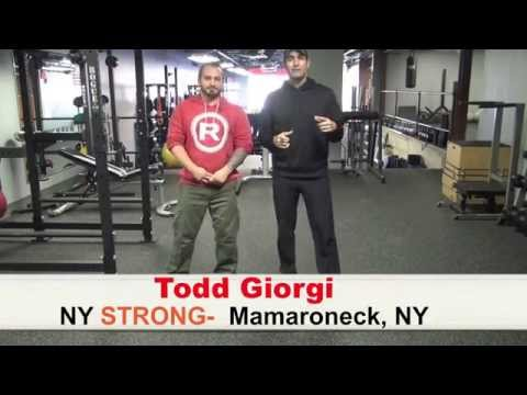 Strength Coach TV-  Episode 19- NY Strong Part 2