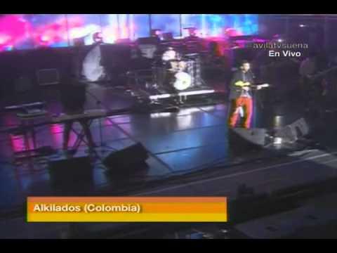 Alkilados, cinco minutos de concierto en el Suena Caracas 2014