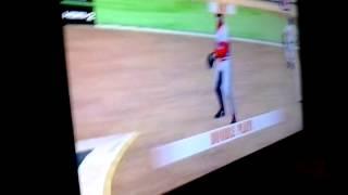 MLB NickToons Wii gameplay