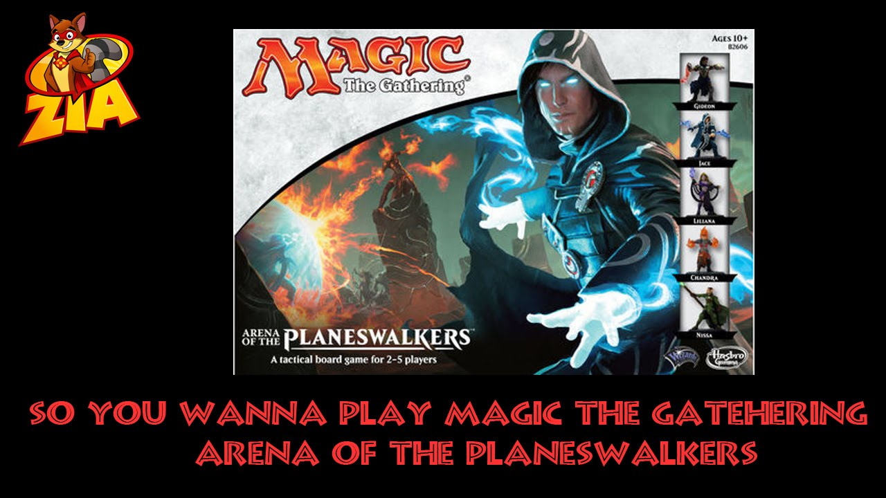 Magic The Gathering : Arena of the Planeswalkers How to ...