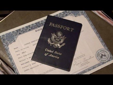 Passport Application 101