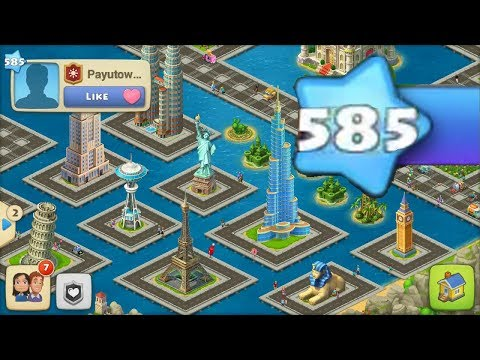 TOWNSHIP HACKED #2 /TOWNSHIP LEVEL 585