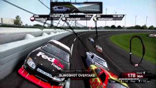 The WTF Moments of NASCAR 09
