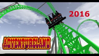 Adventureland talks Monster New Roller Coaster for 2016 on In The Loop