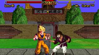 [TAS] PSX Dragon Ball Z: Ultimate Battle 22 by Mothrayas in 17:22.47