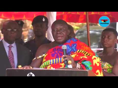 AngloGold offered Obuasi mine to me at $1 - Otumfuo