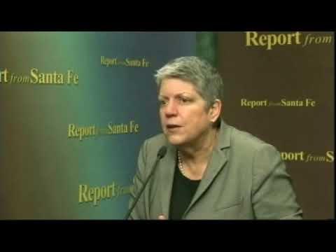 Janet Napolitano, Pres. Univ of California, former Sec. Dept Homeland Security
