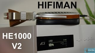60 Seconds : HIFIMAN HE1000 v2
