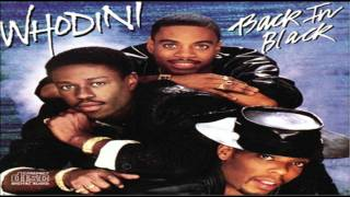Whodini - Growing Up