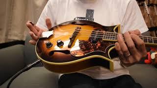 Download lagu USED Mavis SM 300E guitarshoptantan MP3