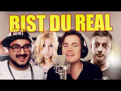 KC Rebell - BIST DU REAL | One Take Song Challenge mit Phil Laude