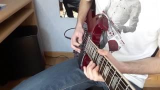 Castle Crashers Shop /Blacksmith Theme Guitar Cover