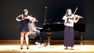 Kiss the Rain (Yiruma) - Violin Duet