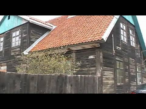 Liepāja In Your Pocket - Wooden architecture